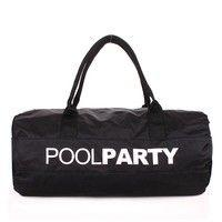 Спортивная сумка POOLPARTY 10 л (gymbag-oxford-black)