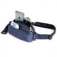 Сумка на пояс раскладная Tucano COMPATTO XL WAISTBAG PACKABLE BLUE 2 л (BPCOWB-B)