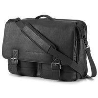 Сумка для ноутбука HP 14.0 Executive Leather Messenger Black (K0S31AA)