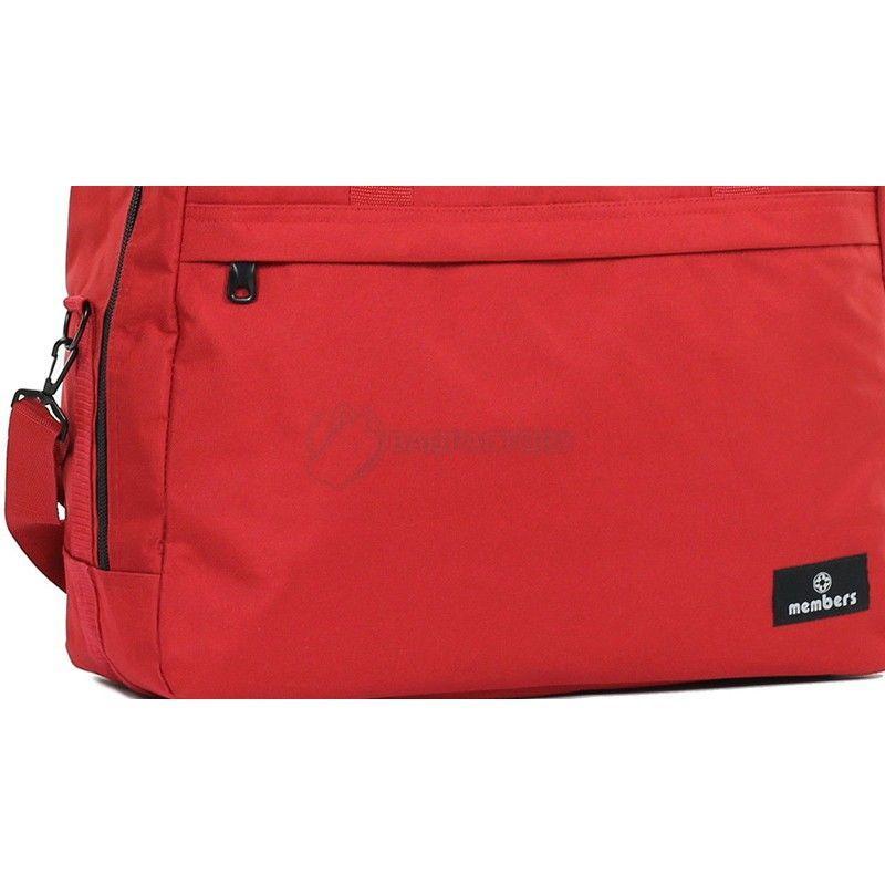 04efa8920bad Дорожная сумка Members Essential On-Board Travel Bag 40 л Red ...