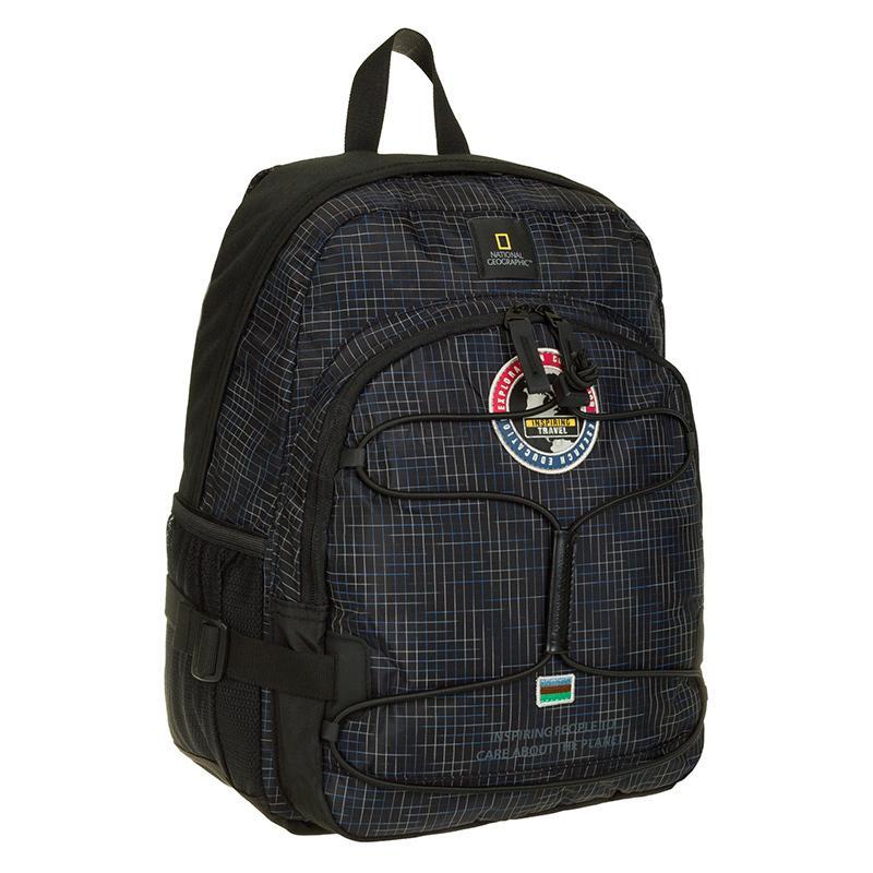 a79861429f66 Рюкзак NATIONAL GEOGRAPHIC Explorer 20 л является очередным творением  всемирно известного бренда. Этот рюкзак выполнен из качественного текстиля  рипстоп.