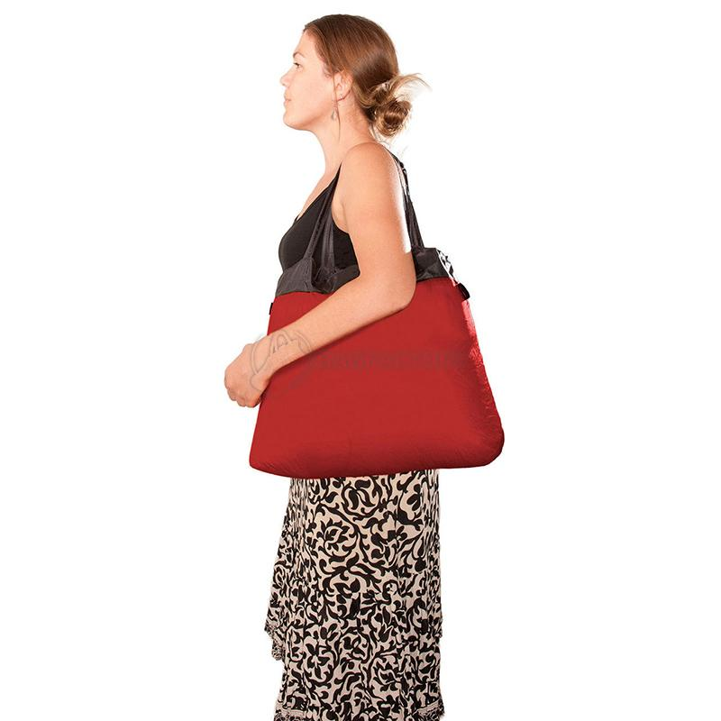 82a75ab35dd2f ... сумка Sea To Summit Ultra-Sil Shopping Bag 25L Red (STS AUSBAGRD). Код:  6313