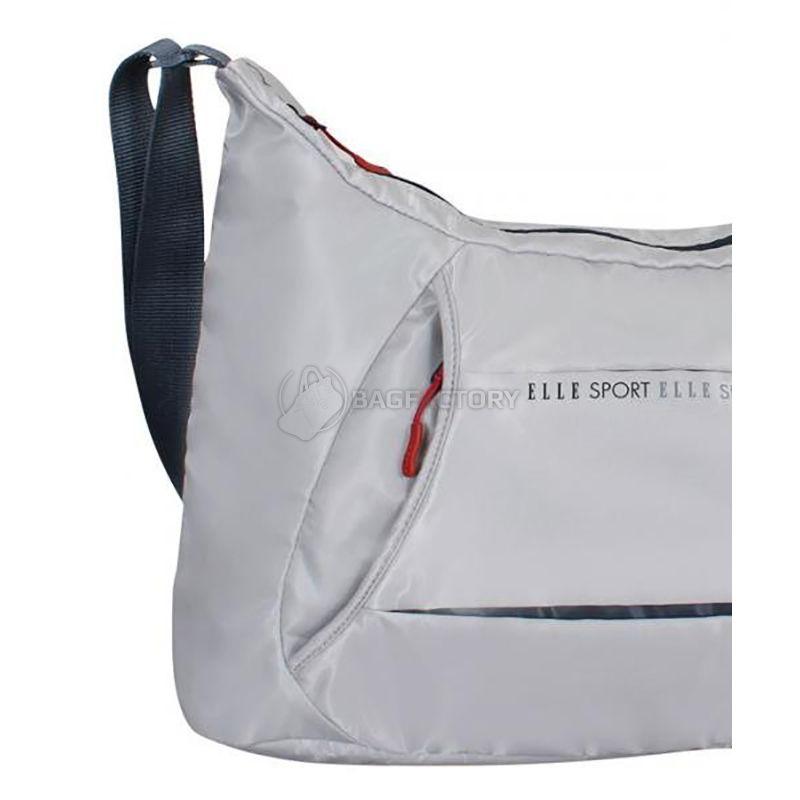 0aadc9d1c241 Женская сумка через плечо ELLE SPORT Impulse Белый (5SAAB;06 ...