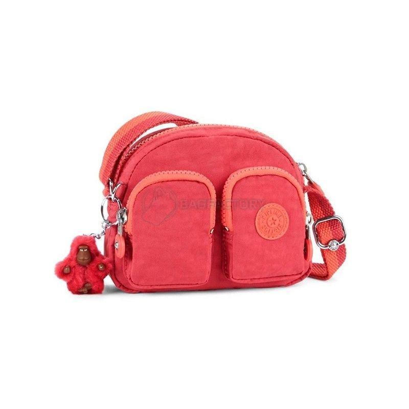 de0f99c32ecf Женская сумка Kipling KALIPE Punch Pink C (K15332_T13) - купить Киев ...