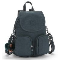 Городской рюкзак Kipling FIREFLY UP Deep Emerald C 7.5л (K12887_89W)