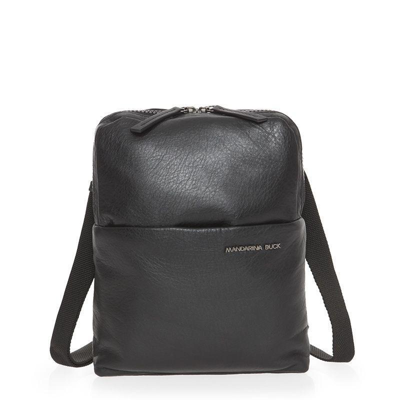 0832bd5f22cc Мужская кожаная сумка Mandarina Duck DUPLEX 2.0 Black (MdNGM02-651) 80035