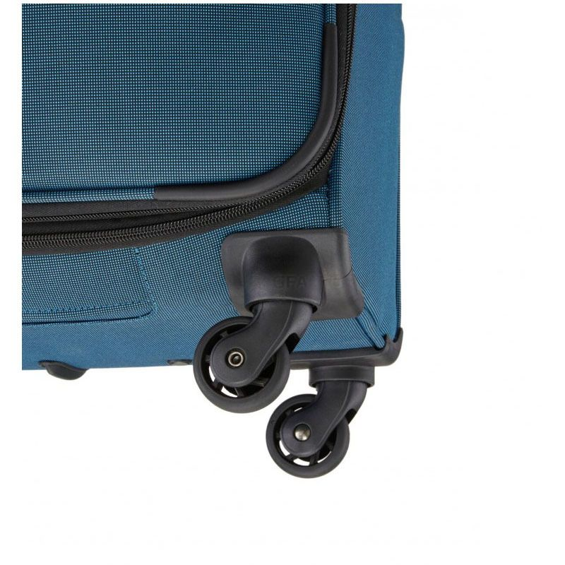 78b9a6ec4314 ... Чемодан на 4 колесах Travelite DERBY Blue S 41л (TL087547-20). Код:  10932