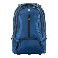 Рюкзак на колесах Victorinox Travel VX SPORT Wheeled Scout/Blue с отд. д/ноут 16