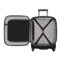 Чемодан на 4 колесах Victorinox Travel AVOLVE 3.0 Black S 33л (Vt601399)