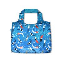 Женская сумка BG Berlin ECO BAG Blue Lagoon (Bg001-01-117)
