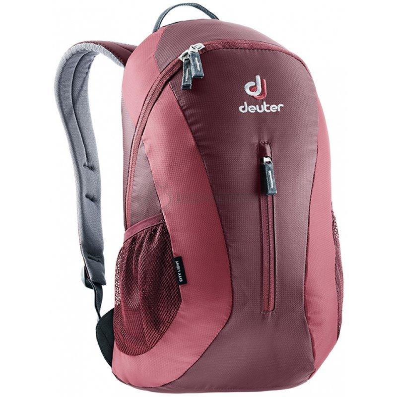 85774d483976 Городской рюкзак Deuter City light 16л Maron-cardinal (801545529) 80154552