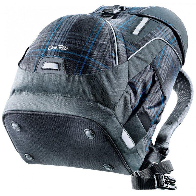 ddb8049dd0014 Детский рюкзак школьный Deuter OneTwo 20л Granite-turquoise ...