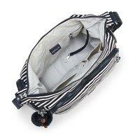 19f2ea57f686 ... Женская наплечная сумка Kipling GABBIE Marine Stripy B 12л (K15255_09T)