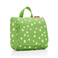 Косметичка Reisenthel Toiletbag Spots Green (WH 5039)