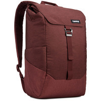 Городской рюкзак Thule Lithos 16L Backpack Dark Burgundy (TH 3203629)