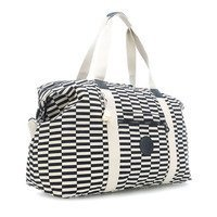 Женская сумка Kipling ART L BEACH Striped Print 46л (K14783_20L)