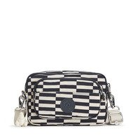Поясная сумка Kipling MULTIPLE Striped Print с ремешком (K14876_20L)