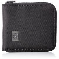 Портмоне Victorinox Travel TRAVEL ACCESSORIES 4.0 Black на молнии (Vt311726.01)