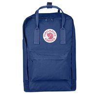 Городской рюкзак Fjallraven Kanken Laptop 15 Deep Blue 18л (27172.527)
