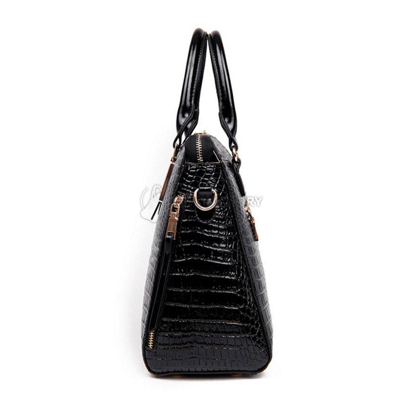 88e2022c2a89 Женская сумка TRAUM Черная (7230-50) - купить Киев, Львов ...