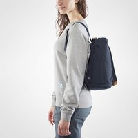 Сумка рюкзак Fjallraven Totepack No.4 Wide Navy 19л (24231.560)