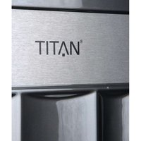 Чемодан на 4 колесах Titan SPOTLIGHT FLASH Anthracite M 69л (Ti831405-04)
