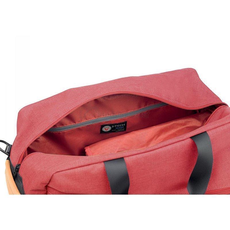 51038483145e Сумка-рюкзак Roncato Adventure Красный (414315 09) - купить Киев ...