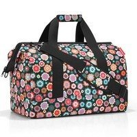 Дорожная сумка Reisenthel Allrounder L Happy Flowers 30л (MT 7048)