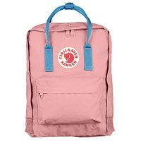 Городской рюкзак Fjallraven Kanken Pink-Air Blue (23510.312-508)