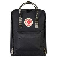 Городской рюкзак Fjallraven Kanken Black Striped (23510.550-901)