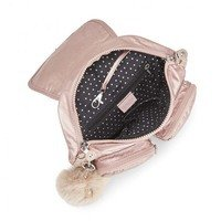 Городской рюкзак Kipling FIREFLY UP Metallic Blush 7.5л (K23512_49B)