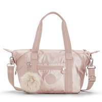 Женская сумка Kipling ART MINI Metallic Blush 13л (K15410_49B)