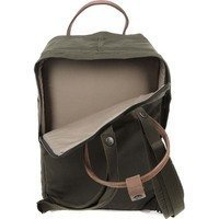 Городской рюкзак Fjallraven Kanken No.2 Laptop 15 Deep Red 18л (23569.325)