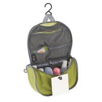 Косметичка Sea To Summit TL Hanging Toiletry Bag Lime/Grey S (STS ATLHTBSLI)