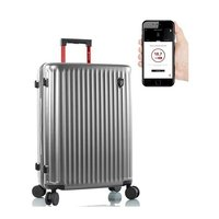 Чемодан Heys Smart Connected Luggage S Silver (926765)
