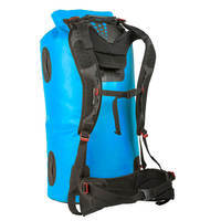 Гермочехол-рюкзак Sea To Summit Hydraulic Dry Pack Harness Blue 120 L (STS AHYDBHS120BL)
