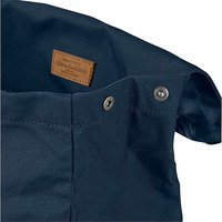 Городской рюкзак Fjallraven Foldsack No.1 Dark Navy-Uncle Blue 16л (24210.555-520)