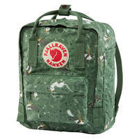 Городской рюкзак Fjallraven Kanken Art Mini Green Fable 7л (23611.976)