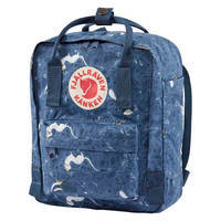 Городской рюкзак Fjallraven Kanken Art Mini Blue Fable 7л (23611.975)
