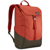 Городской рюкзак Thule Lithos 16L Backpack Rooibos/Forest Night (TH 3203821)