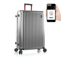 Чемодан Heys Smart Connected Luggage L Silver (927105)