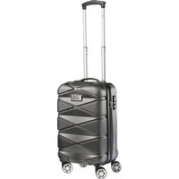 Чемодан TravelZ Diamond S Anthracite (927254)