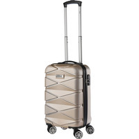 Чемодан TravelZ Diamond S Champagne (927257)