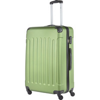Чемодан TravelZ Light L Khaki/Green (927248)