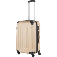Чемодан TravelZ Light M Champagne (927243)
