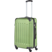 Чемодан TravelZ Light M Khaki/Green (927247)
