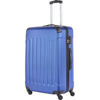 Чемодан TravelZ Light L Navy Blue (927252)
