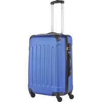 Чемодан TravelZ Light M Navy Blue (927251)