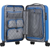 Чемодан CarryOn Connect S Blue (927176)