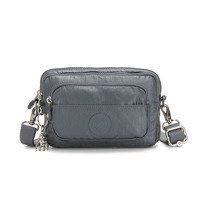 Поясная сумка Kipling Basic Plus Multiple Steel Gr Metal (K12837_H55)